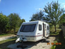 Accommodation Hungary, Tranquil Pines Static Caravan B&B