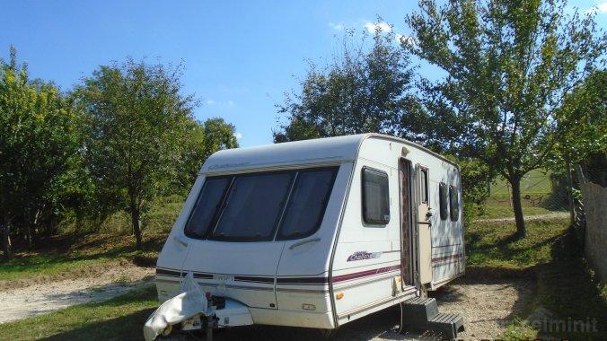Nyugodt Pines Statikus Caravan Panzió Koppányszántó