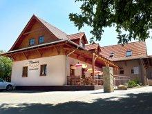 Pachet Ludányhalászi, Pensiunea și Restaurant Malomkert