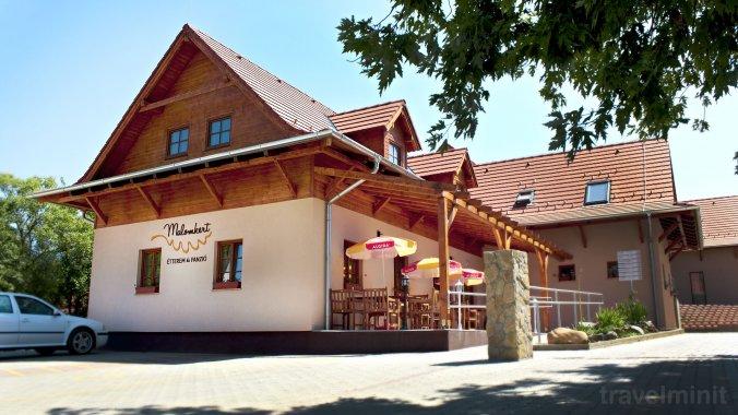 Pensiunea și Restaurant Malomkert Nagybörzsöny
