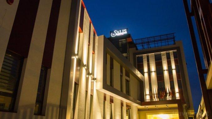 Salis Hotel & Medical Spa Torda