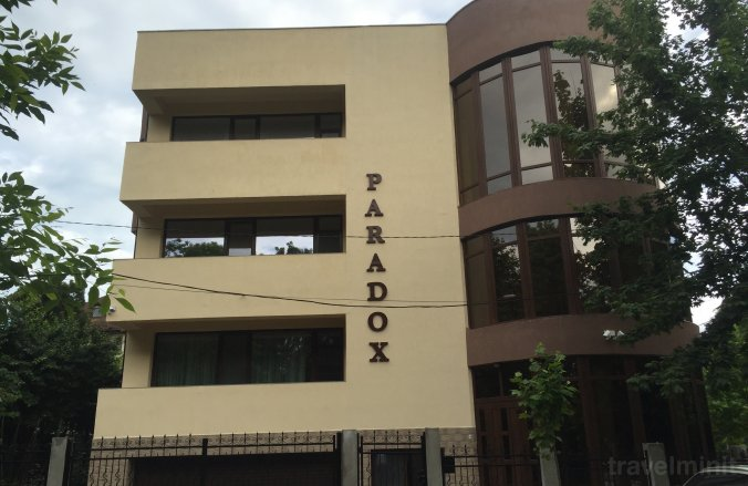Hotel Paradox Eforie Sud