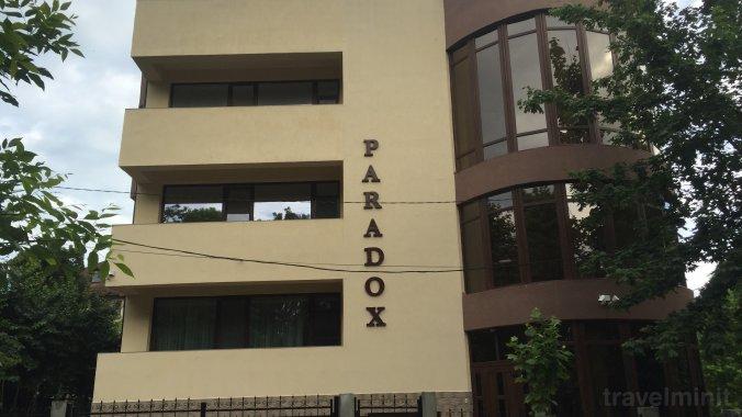 Paradox Hotel Eforie Sud