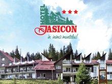 Accommodation Borsec Ski Slope, Iasicon Hotel