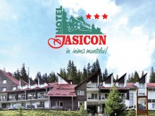 Accommodation Zăpodia (Traian), Iasicon Hotel