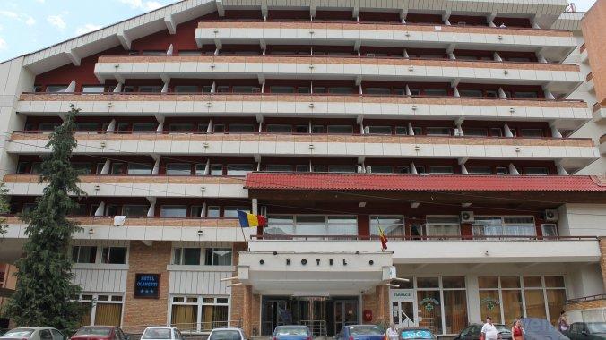 Hotel Olănești Băile Olănești