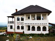Accommodation Vâlcea county, La Conac B&B