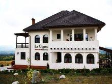 Cazare Băile Olănești, Pensiunea La Conac