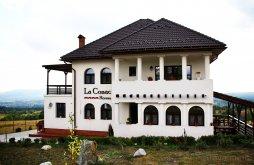 Szállás Horezu, Tichet de vacanță / Card de vacanță, La Conac Panzió