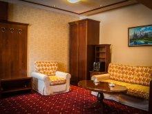 Accommodation Valea Cetățuia, Hotel Edelweiss