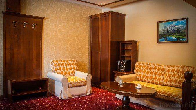 Hotel Edelweiss Brassópojána