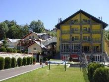 Panzió Bordeieni, Tichet de vacanță, Mona Complex Panzió