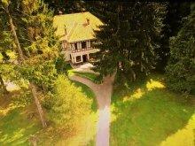 Accommodation Bozioru, The Machine House