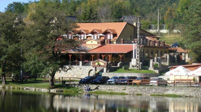 Villa Tópart B&B Bélapátfalva