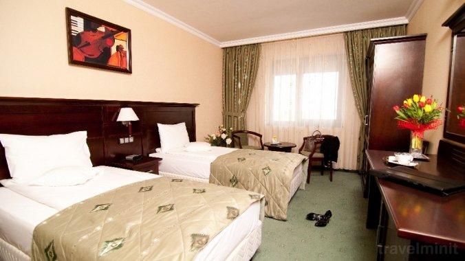 Hotel Rapsodia City Center Botoșani
