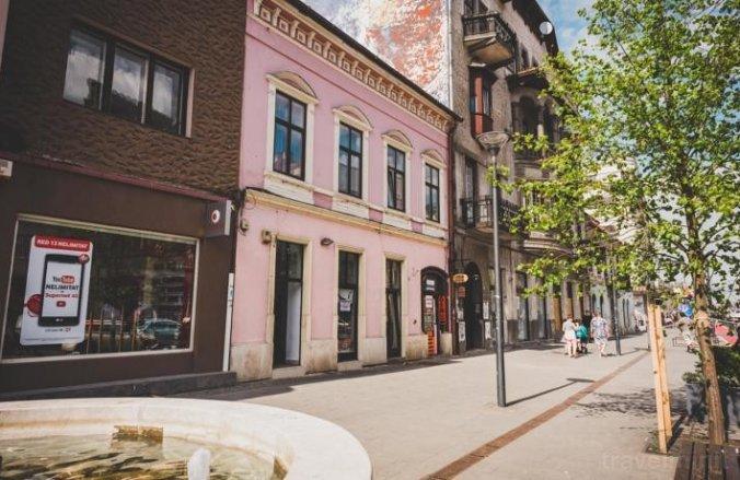 Zen Boutique Hostel Kolozsvár