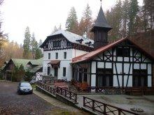 Hotel Lăzărești (Schitu Golești), Hotel Stavilar