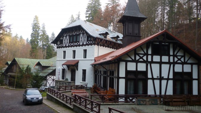 Hotel Stavilar Sinaia