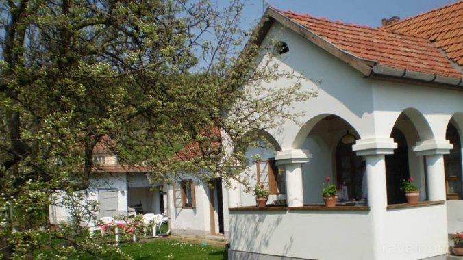 Casa de oaspeți Napfény Bükkszék