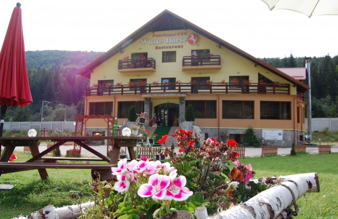 White Horse Guesthouse Predeal