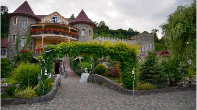 Castle Inn Panzió Szilágysomlyó