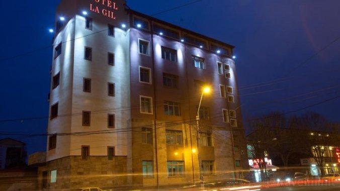 La Gil Hotel Bucharest
