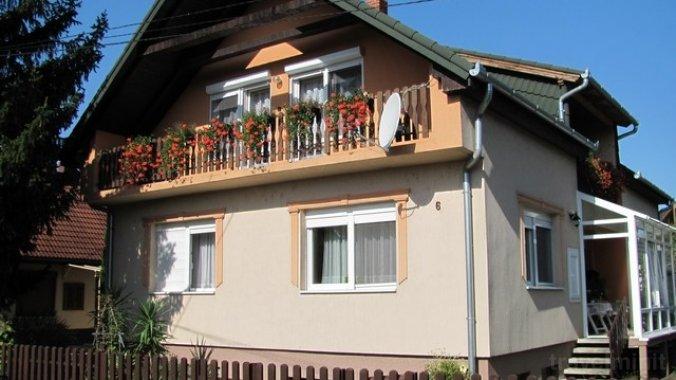 Apartament Horváth Balatonboglár