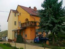 Casă de oaspeți Nagybudmér, Casa de oaspeți Weidl