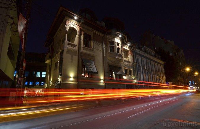 Scala Boutique Hotel București