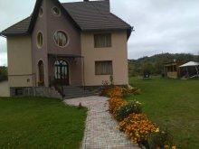 Cazare Pădureni, Casa Luca Benga