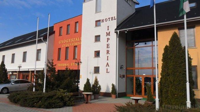 Hotel Imperial Gyógyszálló és Gyógyfürdő Kiskőrös