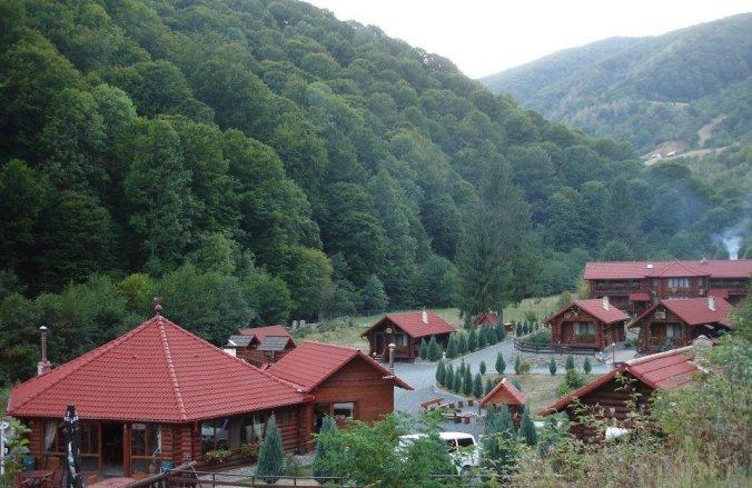 Complex Turistic Cheile Cibinului Gura Râului