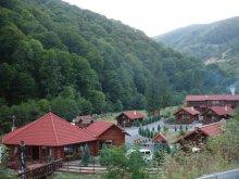 Kulcsosház Roșoveni, Cheile Cibinului Turisztikai Komplexum