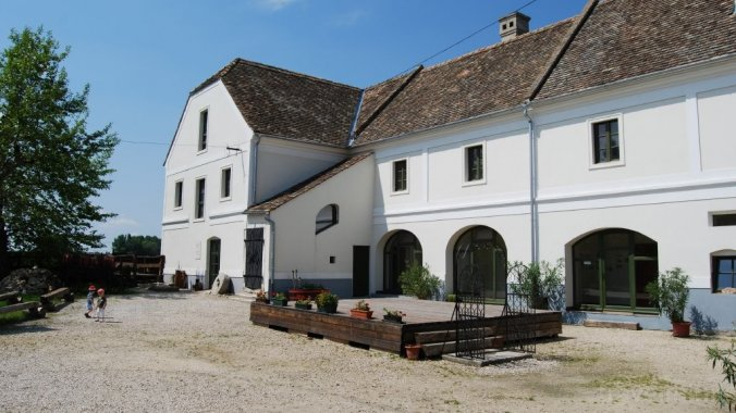 Casa de oaspeți Edvy Malom Pápa