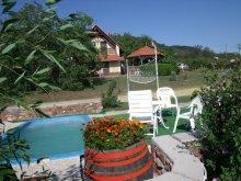 Vacation home Csáfordjánosfa, Panoráma Holiday House