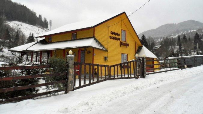 Ceahlău Kulcsosház Izvoru Muntelui