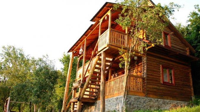 La Gorgan Guesthouse Vadu Izei