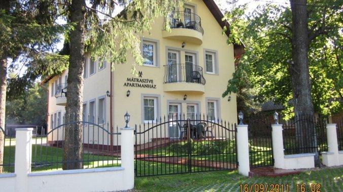 Mátraszíve Apartments Mátraszentimre