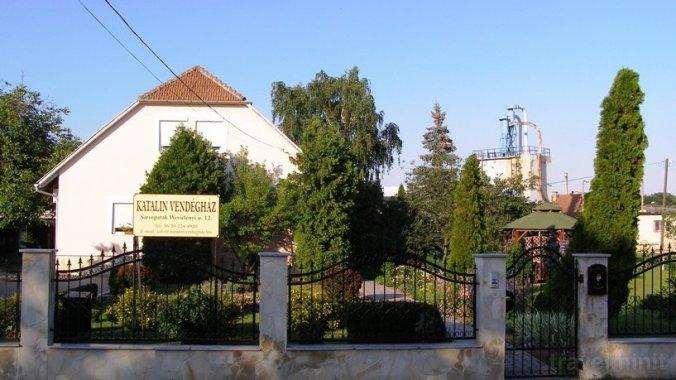Katalin Vendégház Sárospatak