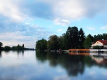 Casă de vacanță Tiszaug, Casa de vacanță Kiszely