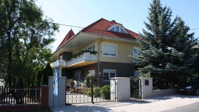 Sárga-Kék Apartment Vonyarcvashegy