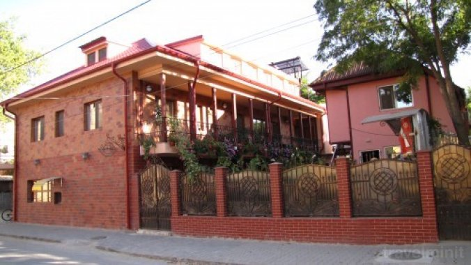 Pluto Guesthouse Sulina