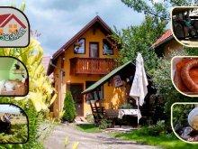 Cabană Nicolești (Frumoasa), Casa la cheie Lali