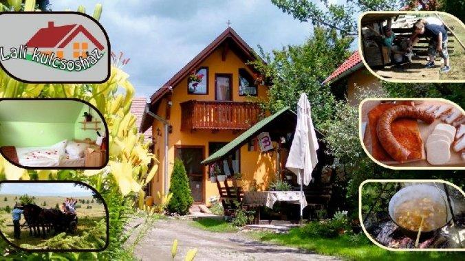 Casa la cheie Lali Mădăraș