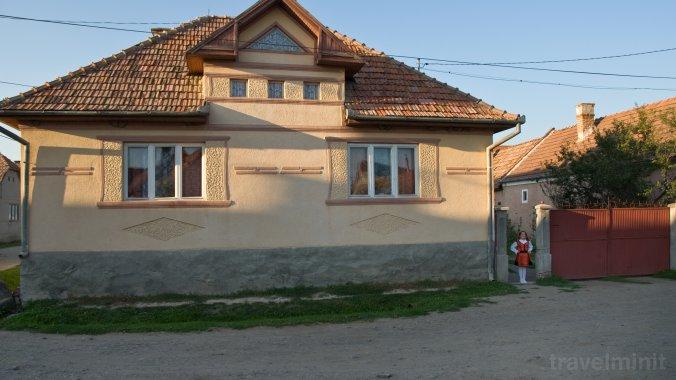 Merlin Guesthouse Mădăraș