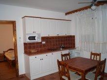 Accommodation Rábapaty, Apartment House