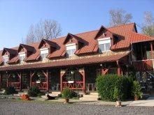 Panzió Rudolftelep, Hernád-Party Üdülőház és Camping
