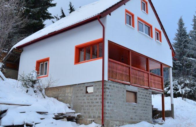 Orange House Harghita-Băi