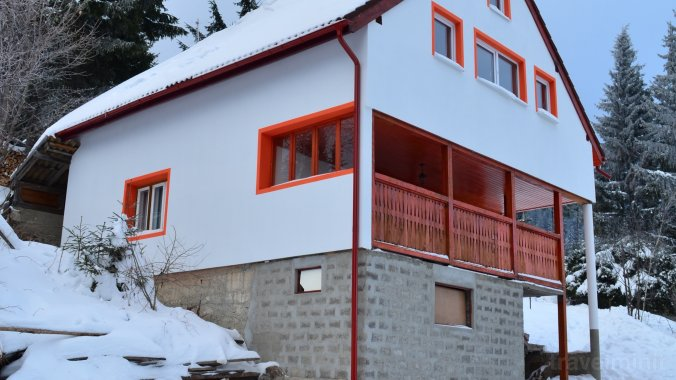 Orange House Hargitafürdő
