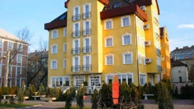 Hotel Happy Budapesta